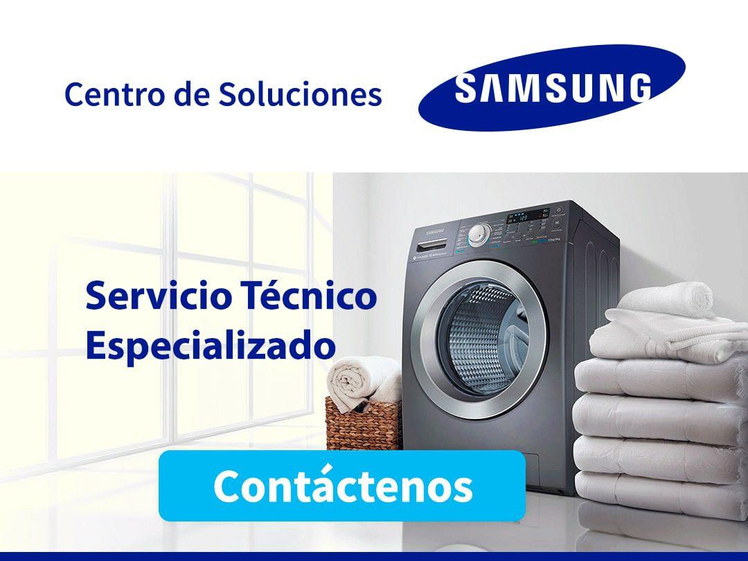 Centro de Soluciones Samsung