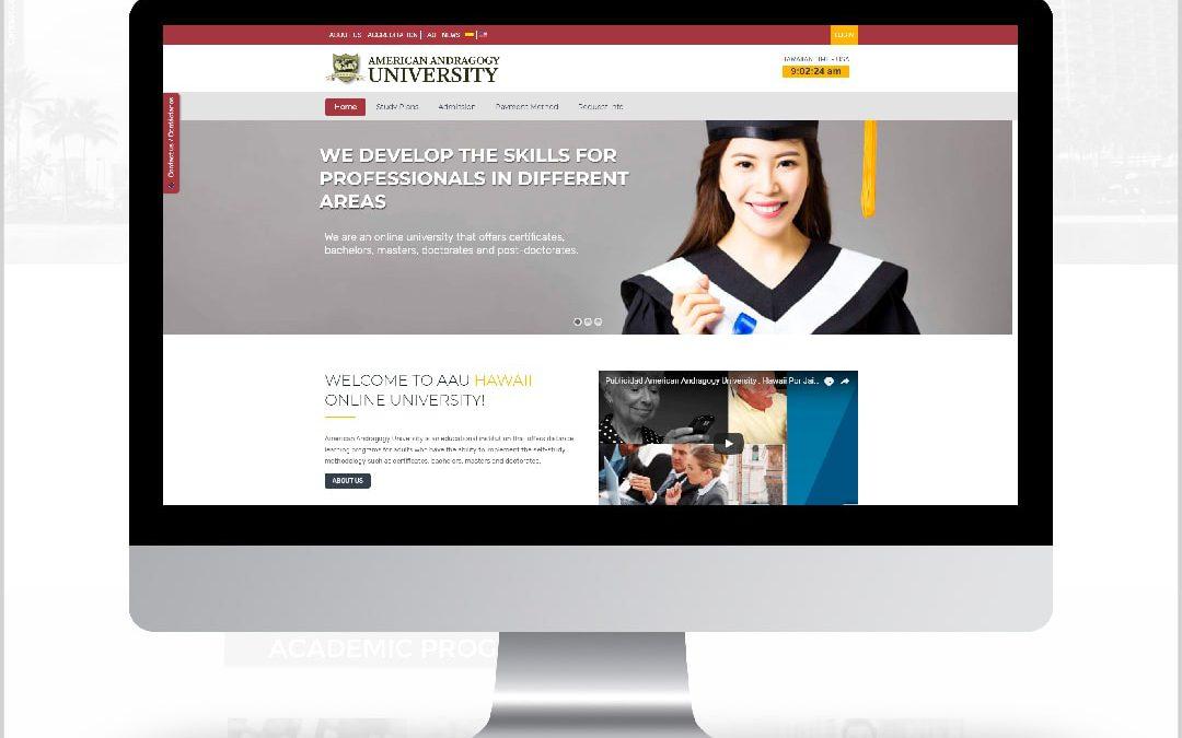 American Andragogy University